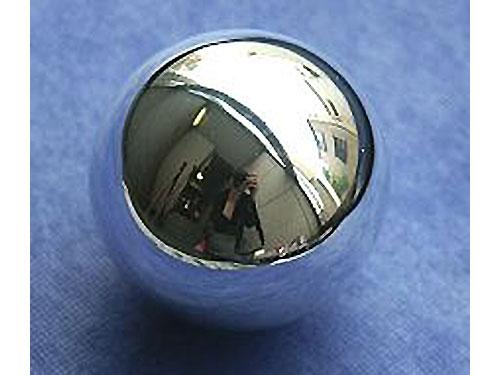 オルゴールボール(メルヘンクーゲル)プレーンタイプ 35mm〜神秘的な音色を奏でるメキシコ製のオルゴールボール(メルヘンクーゲル)のシンプルなプレーンタイプです。