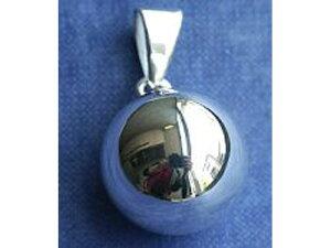 オルゴールボール(メキシカンボーラ)ペンダント プレーン 16mm〜神秘的な音色を奏でるメキシコ製のオルゴールボール(メキシカンボーラ)のペンダントのトップです。