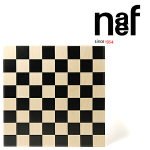 Naef ネフ社 バウハウス チェス盤 Bauhaus Schachbrett〜スイス・Naef(ネフ社)のバウハウス・シリーズ。1923年にバウハウスにてデザインされた「チェスセット」です。こちらは「チェス盤」にな