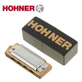 [メール便可]HOHNER ホーナー社 ハーモニカ リトルレディ〜世界的に有名なドイツの楽器メーカーHOHNER(ホーナー社)のとっても小さな4穴のハーモニカ「リトルレディ」です。