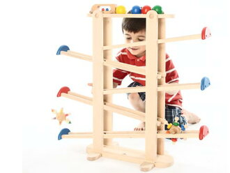 Play Me Toys playmeetys pleasure garden-clown, Sesame, cars and balls rolling! It is a crazy play adult, large wooden slow Pty.