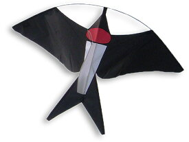 Didakites SKY KITE スカイカイト スワロー(ツバメ)〜ベルギーからやってきたヨーロッパの凧(たこ)『スカイカイト』です。本物の鳥が空を飛んでいるように見えます。