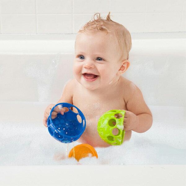 オーボール H2O スクープ&スピル〜お風呂で遊べるオーボール『H2O』シリーズ!シャワー遊びが楽しめる『スクープ&スピル』です。
