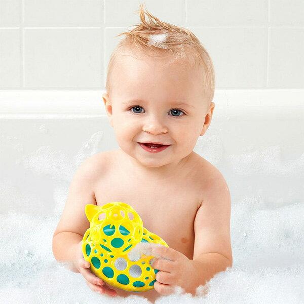 オーボール H2O オーダッキー イエロー〜お風呂で遊べるオーボール『H2O』シリーズ!アヒルさん型のオーボール『オーダッキー』です。