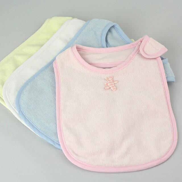[メール便可] trousselier トラセリア スタイ〜フランス、トラセリアの洗っても型崩れしにくいおしゃれスタイです。赤ちゃんの日常生活の必須アイテム!