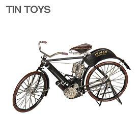 ブリキのおもちゃ motorcycle 自動二輪車 オートバイ 玩具 置物 インスタ映え オブジェ インテリア小物 レトロ アンティーク 車 【送料無料】