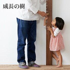 在庫少 身長計 木製 成長の樹 天然木 height mater 手作り 子ども 国産 日本製 自然 背比べ 夏休み 家族 180cm インテリア 【送料無料】