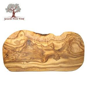 ジェネラルオリーブウッド General Olive Wood オリーブの木 まな板 一枚板 チョッピングボード 50cm #GB019 カッティングボード【動画】