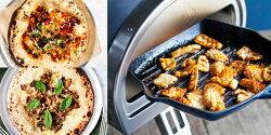 【送料無料】Roccboxロックボックスアウトドア用ピザオーブン調理例