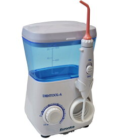 歯周ポケット専用電動歯ブラシ「デントールA」(ブラシノズル2本付き)歯周病・歯槽膿漏・口臭対策!口腔洗浄器デントールdentool