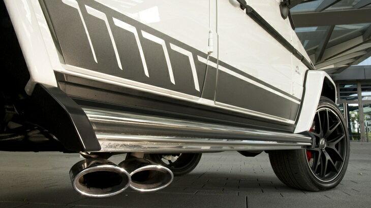 Mercedes Benz メルセデス ベンツ AMGサイドデカール(サイドステッカー) 左右セットW463 G63 Edition1