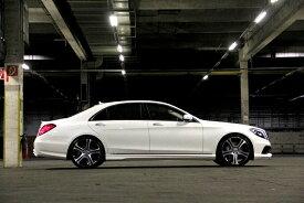 《Carlsson カールソン》サイドスカート(ロング)メルセデス ベンツ W222 SクラスMercedes Benz