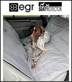 《egr イージーアール》SeatProtector シートプロテクター ハンモックペット・カーシート・車内用【送料無料!】色は(グレー・ベージュ)お好きな色を選んでください♪自動車メーカーRENAULT(ルノー)社のオプションにも採用