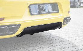 《TECHART テックアート》リアディフューザー カーボンPORSCHE ポルシェ 991 Turbo/S MY17