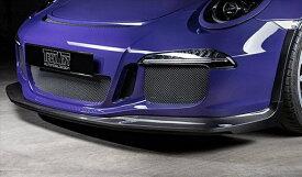《TECHART テックアート》フロントスポイラー カーボンPORSCHE ポルシェ 991 GT3 RS