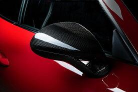 《TECHART テックアート》ドアミラー Sport Design カーボンPORSCHE ポルシェ 991 GT3 RS