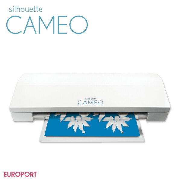 シルエットカメオ3 機械単体特別価格 〜295mm幅対応 小型カッティングマシン A4サイズアイロン&ステッカーシートセットプレゼント | カード決済対応 | 送料無料 | silhouette CAMEO3【CAMEO3-TAN】