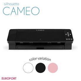 シルエットカメオ4 カッティングマシン ブラック SILH-CAMEO-4-BLK-J 購入後のアフターフォロー 安心サポート付き[CAMEO4-TAN] グラフテック silhouette-CAMEO4