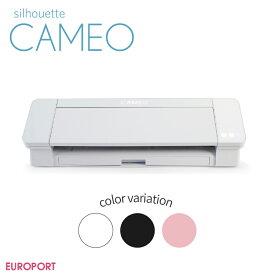 シルエットカメオ4 カッティングマシン ホワイト SILH-CAMEO-4-WHT-J 購入後のアフターフォロー 安心サポート付き[CAMEO4-TAN] グラフテック silhouette-CAMEO4