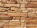 擬石 スタックストーンXP オークウッド フラット 1ケース約0.5m2入り セメント系壁面ストーンタイル