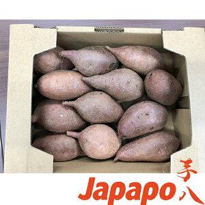 ママ割エントリーで3倍【芋八Japapo正規販売店】安納芋 鹿児島県産さつまいもSサイズ1.5kg箱 あんのういも(店頭販売の焼き芋をご自宅で。スウィートポテト、やきいも)鹿児島工場直送!代