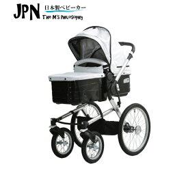 【Mizutani ミズタニ】A-KIDSベビーカーJPN(ダイヤモンドブラック)生後1か月から(JPN-03)
