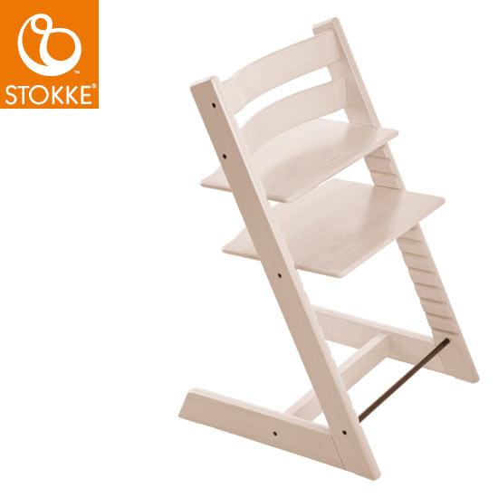 【ストッケ正規販売店】ストッケトリップトラップStokke Tripp Trapp Chair(ホワイトウォッシュ)