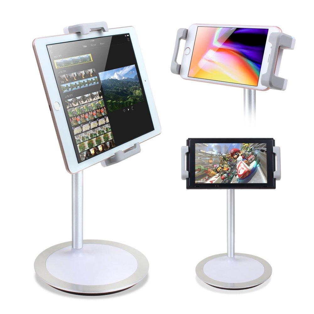 タブレット スマホ スタンド ノートパソコン スタンド ipad 折り畳み式 軽量・頑丈なアルミ製 PCスタンド