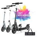 【楽天ランキング1位】evercross HB16 電動 キックボード 大人用 電動スクーター スクーターボード 折りたたみ 電動…