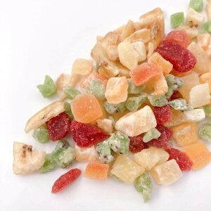 【送料無料】ドライフルーツミックス 500g 7種類 バナナチップ いちご パイナップル マンゴー メロン