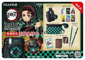 チェキinstax mini 11 「鬼滅の刃」限定 Box≪炭治郎(たんじろう)チェキBOX≫ INS MINI 11 KIMETSU GRAY 発売日:12月10日