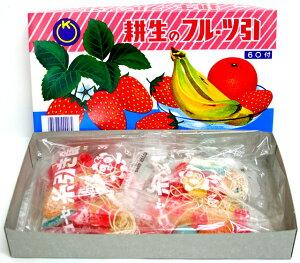 10円 糸引き飴 フルーツ 60付【駄菓子】