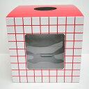 【紙製 折りたたみ式】窓付つかみ取り用箱