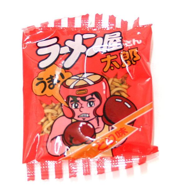 ラーメン屋さん太郎 30入【駄菓子】