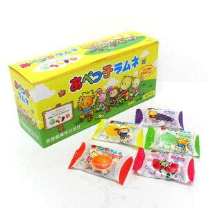 あべっこラムネ 50個入【駄菓子】