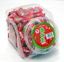 あわ玉、100個入 リンゴ【駄菓子】