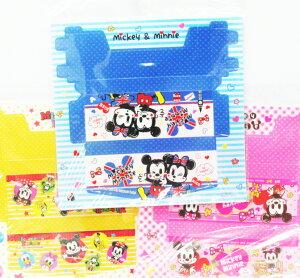 【特価】ディズニー組み立てふで箱 ミッキー 25入