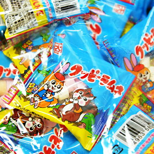 クッピーラムネ4g 100袋入【駄菓子】