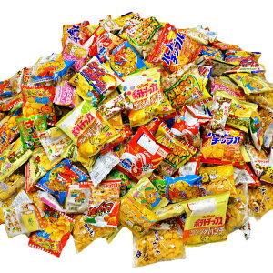 【送料無料(沖縄県を除く)】駄菓子スナック菓子大集合200袋詰め合わせ(取合せ/詰め合せ/詰合せ)