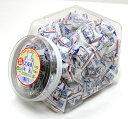 あめ玉(ポット入)100個入 北海道牛乳【駄菓子】