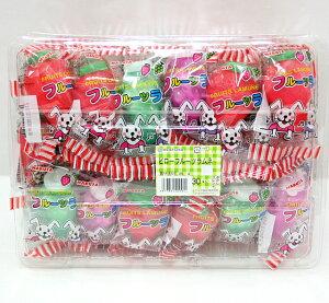 【果物型容器入】ピローフルーツラムネ 30入【駄菓子】