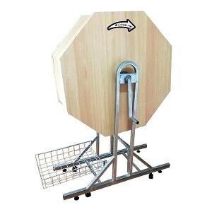 ジャンボガラポン抽選器[抽選機]木製H140cm[大型商品][代金引換払い不可]