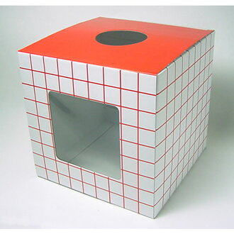Lottery box 27cm with window
