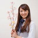 桜装飾 桜小枝 60cm 12本セット / 飾り ディスプレイ 春