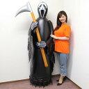 ハロウィン装飾 ロッキングスマイリーザゴースト HW Rocking Ghost H180cm