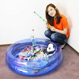 おもちゃ色々つりつりゲーム大会(60名様用)/ 動画有