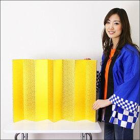 装飾用 金屏風(紙製) H50×W100cm
