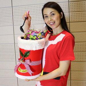 クリスマスブーツのキャンディーすくいどり景品セット 飴約630個 [北海道 沖縄 離島への配送不可]