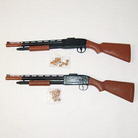 プラスチック射的銃 2個組とコルク玉20個 【お祭り・縁日】 /動画有