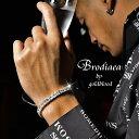 ブレスレット メンズ ブレス キラキラ 派手 B系 クリスタル ジルコニア アクセサリー キュービックジルコニア ゴール…